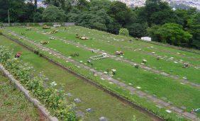 Coroas de Flores Cemitério Horto Florestal – SP