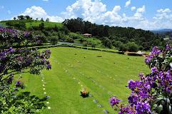 Coroas de Flores Cemitério Parque da Cantareira – SP