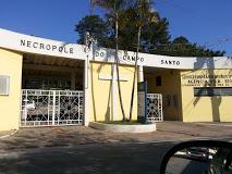 Coroas de Flores Cemitério Necrópole Campo Santo – Guarulhos – SP