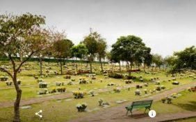 Coroas de Flores Cemitério Parque dos Ipês – Itapecerica da Serra – SP