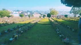 Coroas de Flores Cemitério Jd. Parque das Palmeiras -  Ferraz de Vasconcelos - SP