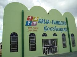 Coroas de Flores Igreja do Evangelho Quadrangular – Taipas – SP