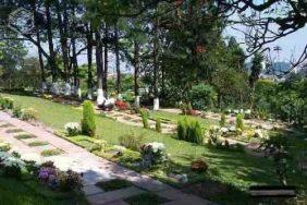 Coroas de Flores Cemitério Getsêmani Anhanguera – Anhanguera – SP