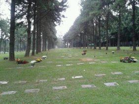 Coroas de Flores Cemitério Jardim das Flores – Cotia – SP