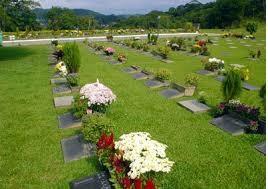 Coroas de Flores Cemitério Jardim da Paz – Embu – SP