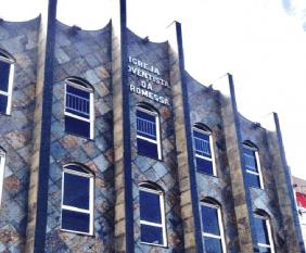 Coroas de Flores Igreja Adventista da Promessa – Vila Nhocuné – SP
