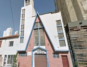 Coroas de Flores Igreja Metodista do Ipiranga – SP