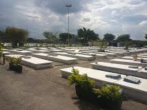 Coroas de Flores Cemitério Municipal Bairro dos Casas - São Bernardo do Campo - SP