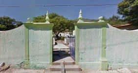 Coroas de Flores Cemitério Municipal de Ilhabela
