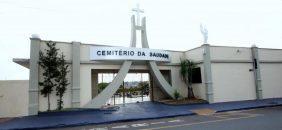 Coroas de Flores Cemitério Municipal de Ourinhos