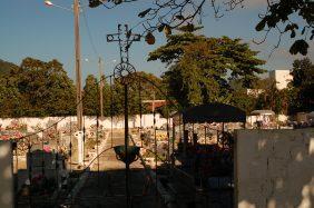 Coroas de Flores Cemitério da Armação do Pântano Sul