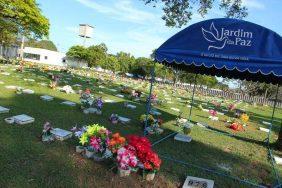 Coroas de Flores Cemitério Jardim da Paz – Carapina