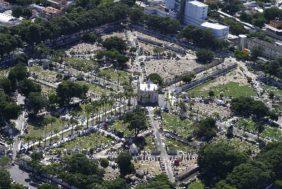 Coroas de Flores Cemitério de Santo Amaro