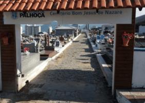 Coroas de Flores Cemitério Bom Jesus De Nazaré Palhoça – SC