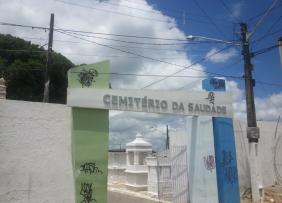 Coroas de Flores Cemitério da Saudade Jaboatão dos Guararapes – PE