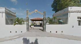 Coroas de Flores Cemitério de Olinda – Guadalupe