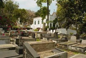 Coroas de Flores Cemitério dos Ingleses – Botafogo