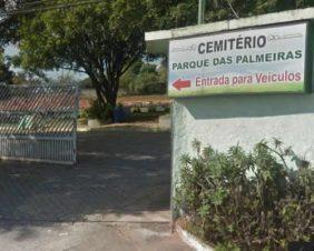 Coroas de Flores Cemitério Jardim das Parque Palmeiras Ferraz de Vasconcelos – SP