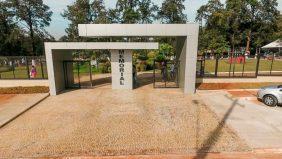 Coroas de Flores Cemitério Memorial Parque Jardim das Oliveiras Barreto – SP