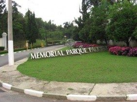Coroas de Flores Cemitério Memorial Parque Paulista Embu das Artes – SP