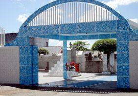 Coroas de Flores Cemitério Municipal de Itanhaém – SP