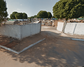Coroas de Flores Cemitério Municipal Recanto Paz Araçatuba – SP