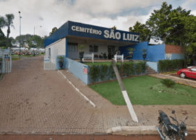 Coroas de Flores Cemitério Municipal São Luiz Athayde Cascavel – PR