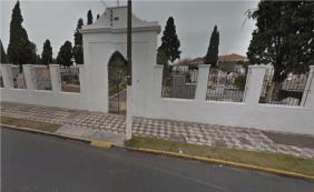 Coroas de Flores Cemitério Protestante
