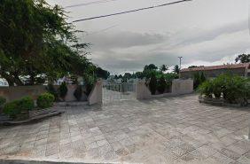 Coroas de Flores Cemitério Público Municipal- Guaraciaba do Norte