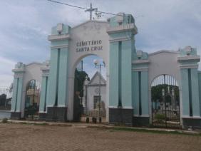 Coroas de Flores Cemitério Santa Cruz Corumbá – MS