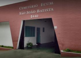 Coroas de Flores Cemitério São João Batista Foz do Iguaçu – PR
