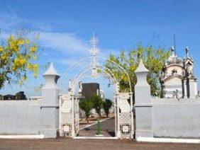 Coroas de Flores Cemitério São João Batista Uberaba – MG