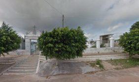 Coroas de Flores Cemitério São Miguel- São Benedito