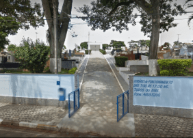 Coroas de Flores Cemitério Municipal de Arujá – SP