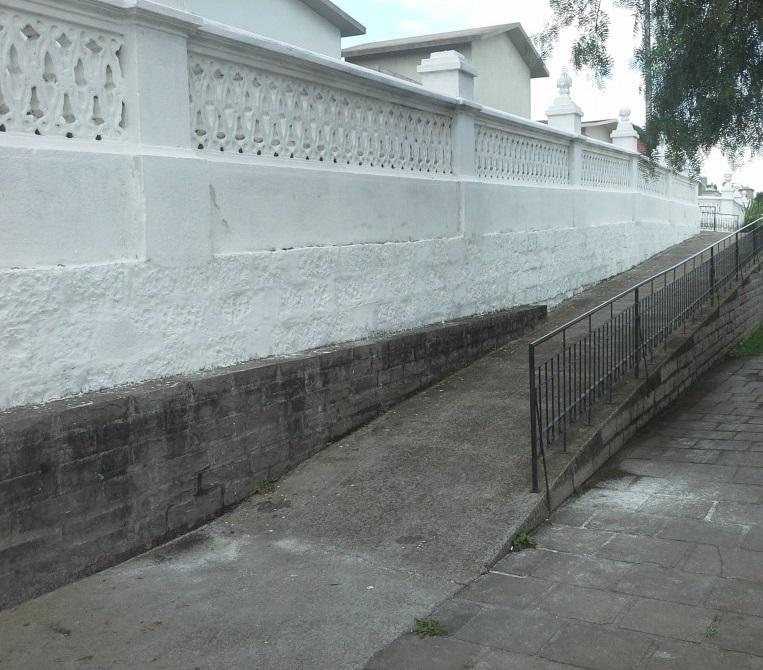 Coroa de Flores Cemitério Municipal de Bocaina – SP