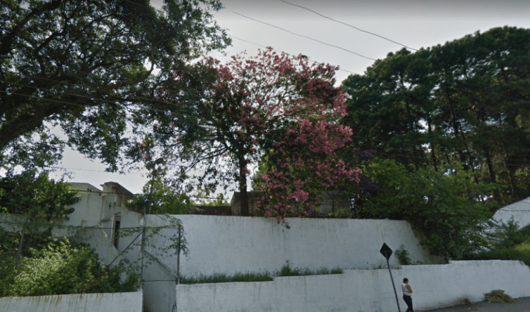 Coroa de Flores Cemitério Municipal de Braúna – SP