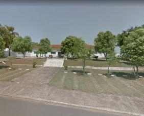 Coroa de Flores Cemitério Municipal de Ibirá – SP