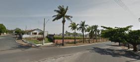 Coroa de Flores Cemitério Municipal de Taiaçu – SP
