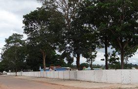 Coroa de Flores Cemitério Municipal de Campo Novo de Rondônia – RO