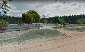 Coroa de Flores Cemitério Municipal de Cerejeiras – RO