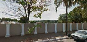 Coroa de Flores Cemitério Municipal de Rio Crespo – RO