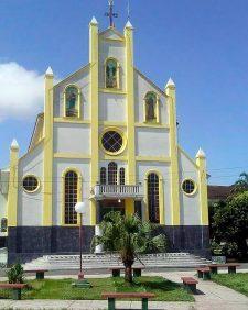 Coroa de Flores Cemitério Municipal de Amaturá - AM