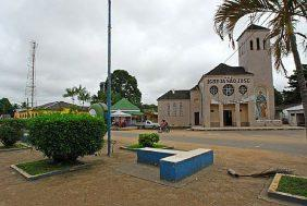 Coroa de Flores Cemitério Municipal de Tarauacá – AC