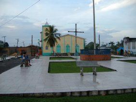 Coroa de Flores Cemitério Municipal de Maraã – AM