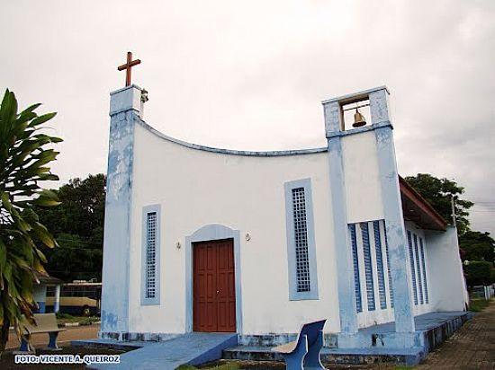 Coroa de Flores Cemitério Municipal de Caracaraí - RR