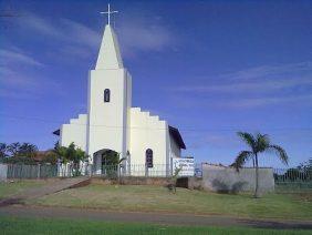 Coroa de Flores Cemitério Municipal de Alto Alegre - RR