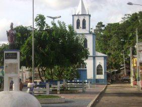 Coroa de Flores Cemitério Municipal de Pauini – AM