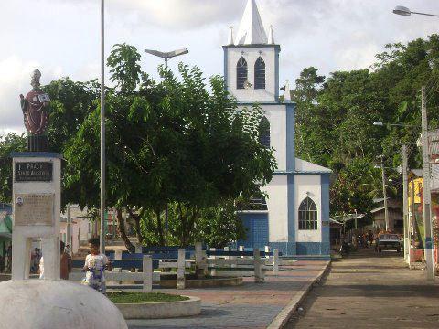 Coroa de Flores Cemitério Municipal de Pauini - AM