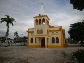 Coroa de Flores Cemitério Municipal de Urucará- AM