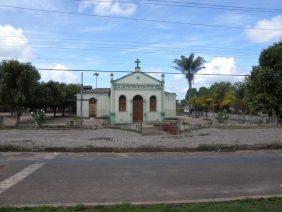 Coroa de Flores Cemitério Municipal de Mucajaí – RR